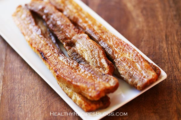 Oven Baked Pork Belly Strips Keto Tips